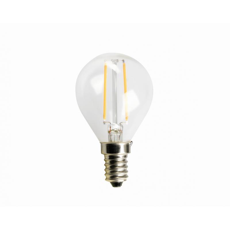 0AMPOULE LED E14