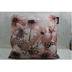 COUSSIN  50X50 ROSE