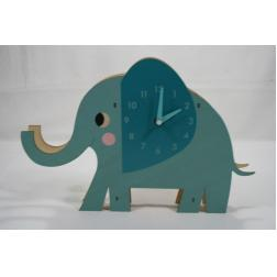 HORLOGE ELVIE THE ELEPHANT