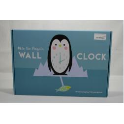 HORLOGE MILO THE PENGUIN