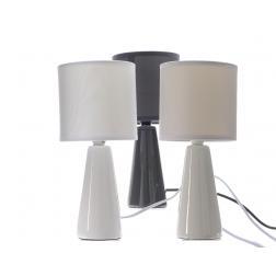 LAMPE A POSER BEIGE 13X30